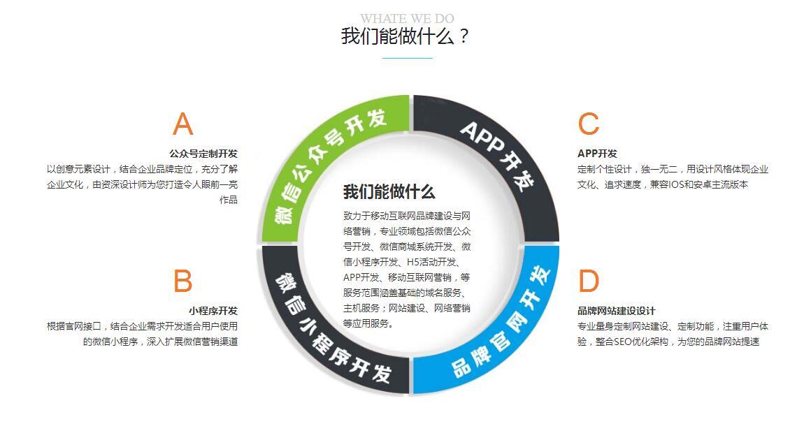 广州小程序开发,广州APP软件开发